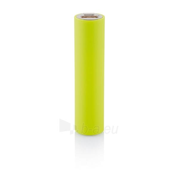 Išorinė baterija telefonui, žalia Paveikslėlis 2 iš 4 310820012603