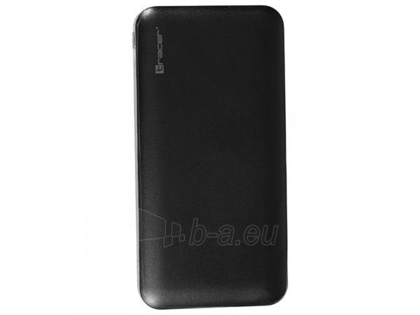 Išorinė baterija Tracer Mobile Battery 8000mAh Slim black 46439 Paveikslėlis 1 iš 4 310820215754