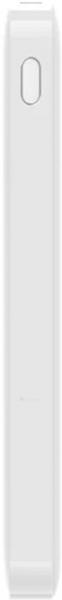 Išorinė baterija Xiaomi Redmi (10000mAh) white (PB100LZM) Paveikslėlis 4 iš 6 310820215789