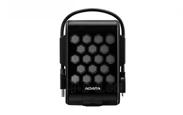 Išorinis diskas Adata Durable HD720 1TB USB3 Juodas, IP68 sertifikatas Paveikslėlis 3 iš 3 310820037312