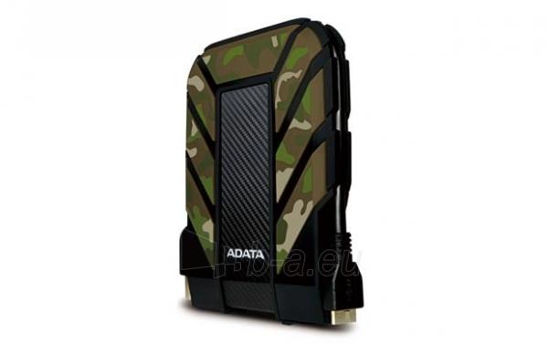 Išorinis diskas Adata HD710M Camouflage 2.5inch 1TB USB3.0, Rugged IP6X IPX8 Paveikslėlis 4 iš 5 310820037423