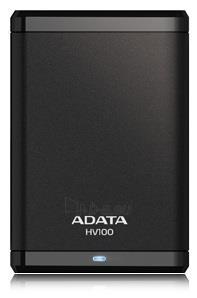 Išorinis diskas Adata HV100 2.5 2TB USB 3.0 (116 x 79 x 14.9mm) Paveikslėlis 2 iš 3 310820037278