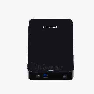 Išorinis diskas Intenso Memory Center 3.5 2TB USB3, Juodas Paveikslėlis 2 iš 2 250255521792
