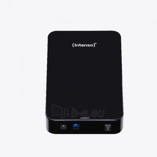 Išorinis diskas Intenso Memory Center 3.5 3TB USB3, Juodas Paveikslėlis 2 iš 3 250255521788