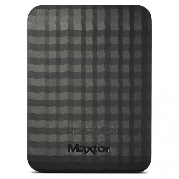 Išorinis diskas Maxtor M3 Portable 2.5inch 500GB USB3.0 Paveikslėlis 2 iš 2 310820037429