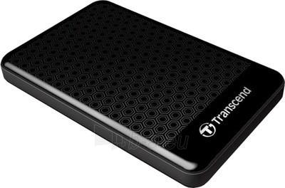 Išorinis diskas Transcend 25A3 2.5 1TB USB3, Atsparus kritimams Paveikslėlis 1 iš 1 310820037286