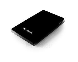 Išorinis diskas Verbatim Store n Go Ultra Slim 2.5, 500GB, USB3.0, Juodas Paveikslėlis 2 iš 2 250255521846