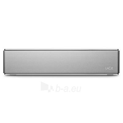 Išorinis kietasis diskas External HDD LaCie Porsche Design Desktop Drive 4TB USB 3.1 Paveikslėlis 3 iš 4 310820040487