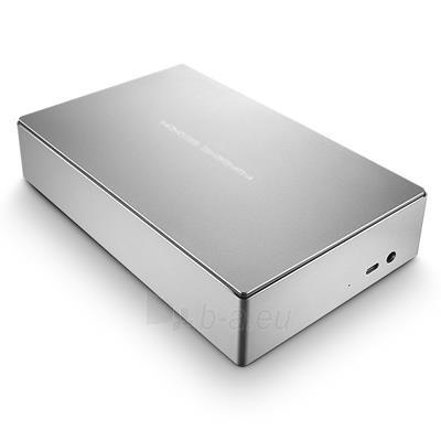 Išorinis kietasis diskas External HDD LaCie Porsche Design Desktop Drive 4TB USB 3.1 Paveikslėlis 4 iš 4 310820040487
