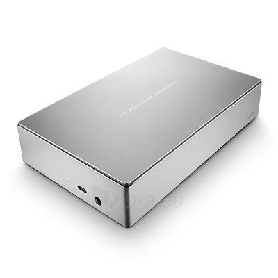 Išorinis Hard drive External HDD LaCie Porsche Design Desktop Drive 5TB USB 3.1 Paveikslėlis 2 iš 4 310820040486