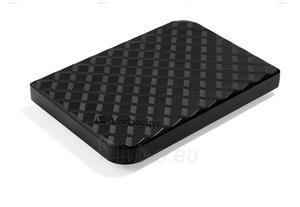 Išorinis Hard drive External HDD Verbatim Store & Go GEN 2, 2.5inch, 2TB, USB 3.0, Black Paveikslėlis 2 iš 4 310820042114