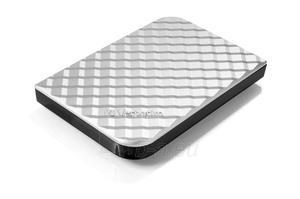 Išorinis kietasis diskas External HDD Verbatim Store n Go 2.5 GEN 2, 500GB, USB 3.0, Silver Paveikslėlis 2 iš 4 310820039714