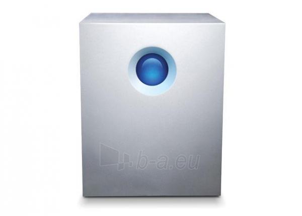 Išorinis kietasis diskas LaCie 5Big Thunderbolt2 20TB, 7200RP, 2xThunderbolt, RAID 0,5, JBOD Paveikslėlis 1 iš 4 310820037332