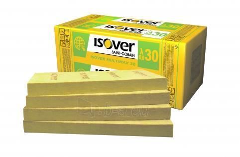 ISOVER Multimax 30 100x600x1200 Paveikslėlis 1 iš 1 310820022759