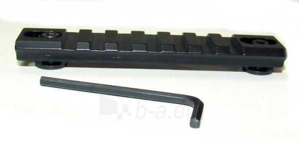 Įtvaras RIS skirtas AEG ir pneumatiniams ginklams Paveikslėlis 1 iš 1 251570700002
