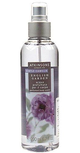 J & E Atkinsons Perfumed Body Water Camelia Cosmetic 200ml (testeris) Paveikslėlis 1 iš 1 250811001743