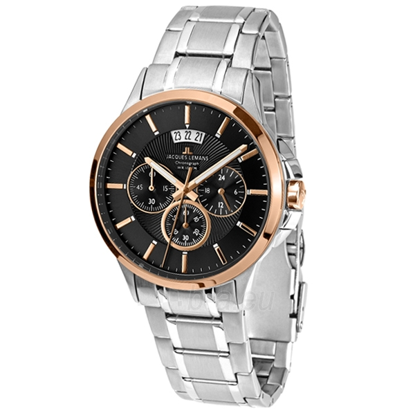 JACQUES LEMANS laikrodis 1-1542J Paveikslėlis 1 iš 1 310820024880