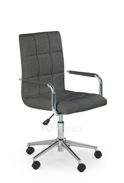 Jaunuolio kėdė GONZO 3 tamsiai pilka Paveikslėlis 1 iš 1 310820195812