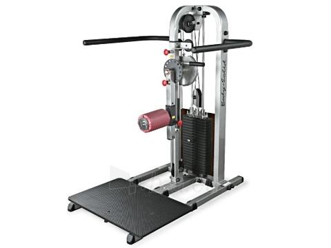 Jėgos treniruoklis pilvo,sėdmenų ir šlaunų raumenims Body-Solid SMH-1500G/2 Paveikslėlis 4 iš 4 250575000168