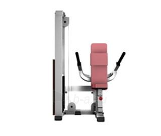 Jėgos treniruoklis tricepsui  Body-Solid STM-1000G/2 Paveikslėlis 4 iš 5 250575000169