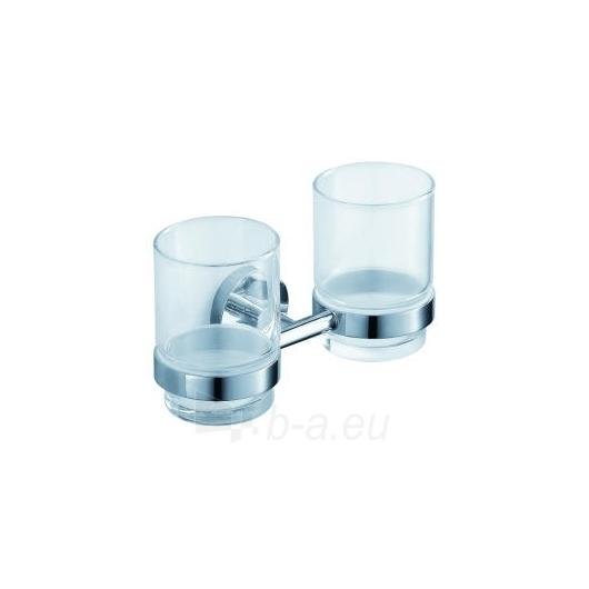 Jika Mio dviguba stiklinė su laikikliu Paveikslėlis 3 iš 3 270717000348
