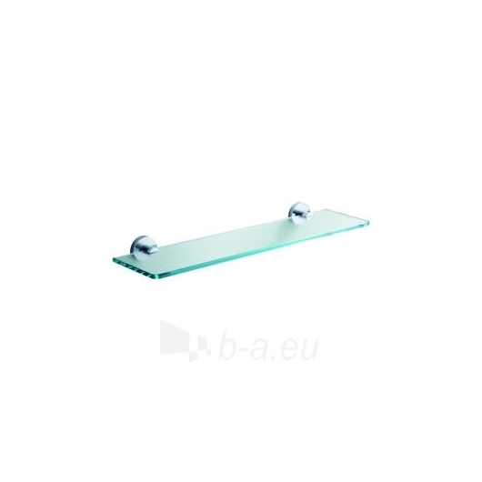 Jika Mio stiklinė lentynėlė su laikikliais, 500mm Paveikslėlis 1 iš 3 270717000353