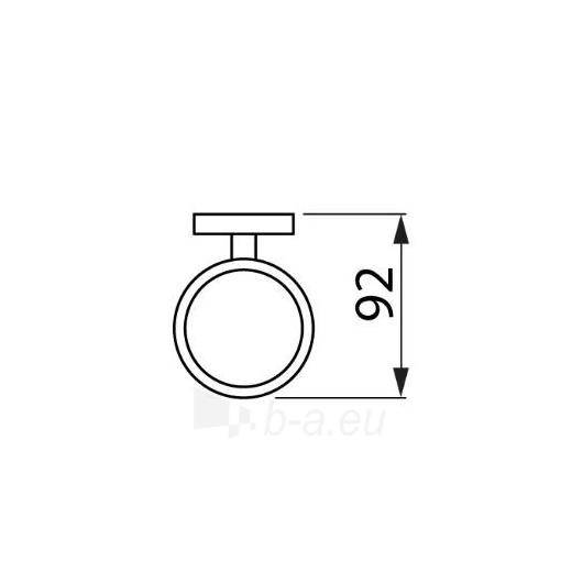 Jika Mio stiklinė su laikikliu Paveikslėlis 3 iš 3 270717000354
