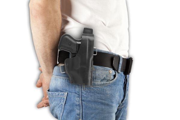 Juodas dėklas pistoletui GUARD-4 Paveikslėlis 1 iš 1 251530700047