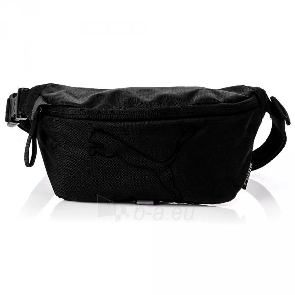 Juosmens krepšys PUMA 07358701 black Paveikslėlis 1 iš 4 310820170107