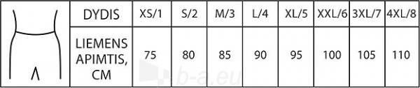 Juosmens-kryžkaulio įtvaras moterims KR0-3-3RV KŪNO SP. Paveikslėlis 2 iš 2 310820218232