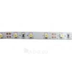 Juosta LED 4,8W, IP20, žalia, 60LED-240lm/m, 24W/5m, SMD3528, 50000h, Paveikslėlis 1 iš 1 310820055872