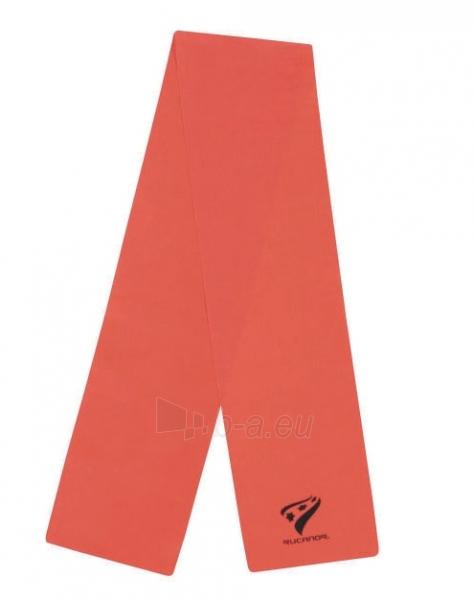 Juosta mankštai Rucanor 27274, 0,65mm, red Paveikslėlis 1 iš 1 310820040352