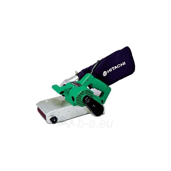 Juostinis šlifuoklis Hitachi SB10S2 Paveikslėlis 2 iš 2 300431000115