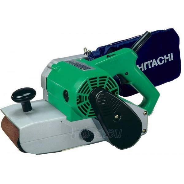 Juostinis šlifuoklis Hitachi SB110 Paveikslėlis 2 iš 2 300431000118