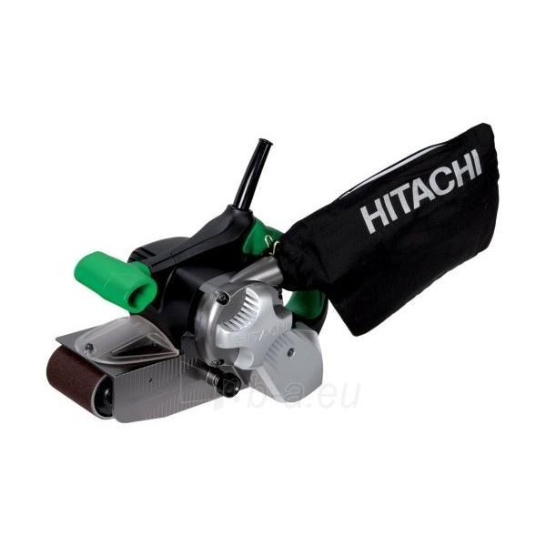 Juostinis šlifuoklis Hitachi SB8V2 Paveikslėlis 2 iš 3 300431000119