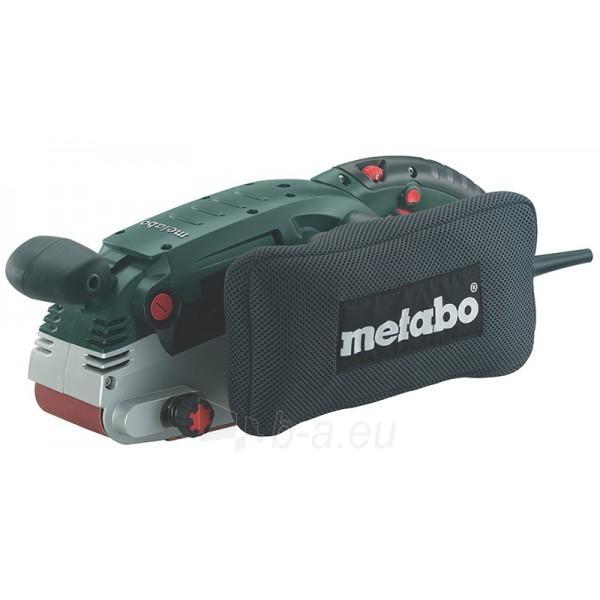 Juostinis šlifuoklis METABO BAE 75 Paveikslėlis 2 iš 11 300431000127