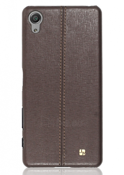 Just Must Back viršelis RATIO I for Sony Xperia X F5121 (Brown) Paveikslėlis 1 iš 2 310820025764