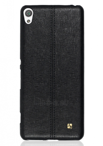 Just Must Back viršelis RATIO I for Sony Xperia XA F3111 (Black) Paveikslėlis 1 iš 2 310820025763