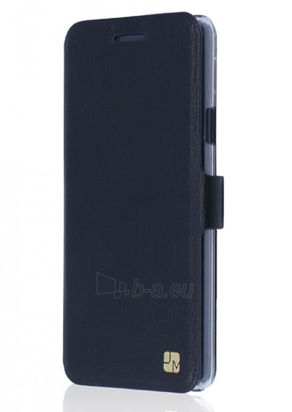 Just Must Flip case Slim for Galaxy A5 (2016) A510 (Black) Paveikslėlis 1 iš 4 250232002975