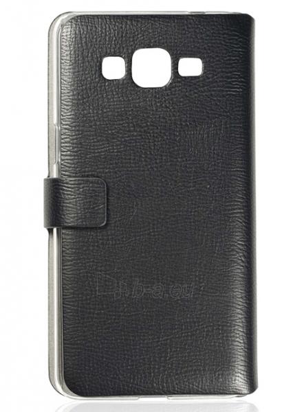 Just Must Flip case Slim for Galaxy Grand Prime G531 (Black) Paveikslėlis 1 iš 2 250232002976