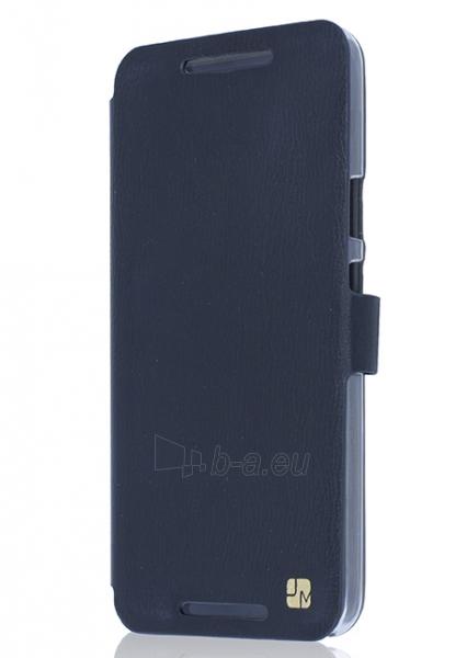 Just Must Flip case Slim For LG Nexus 5X  (Black) Paveikslėlis 1 iš 3 250232002983