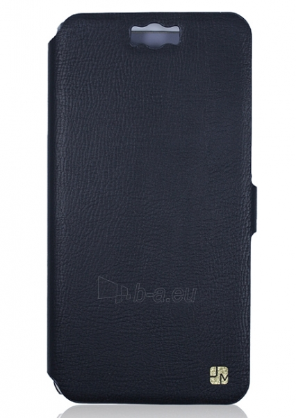 Just Must Flip case Slim for ZenFone 2 Laser   (Black) Paveikslėlis 1 iš 4 250232003000