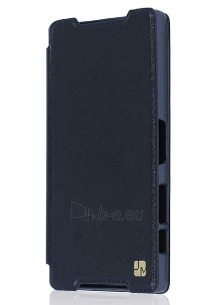 Just Must Flip cover Elegant II for Z5 Compact  (Black) Paveikslėlis 1 iš 4 250232003007