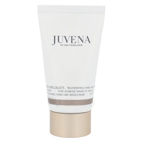 Juvena Specialist Rejuvenating Hand And Nail Cream Cosmetic 75ml Paveikslėlis 1 iš 1 250850400029
