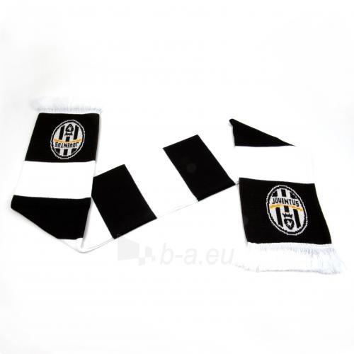 Juventus F.C. šalikas (Dryžuotas) Paveikslėlis 1 iš 4 251009001490