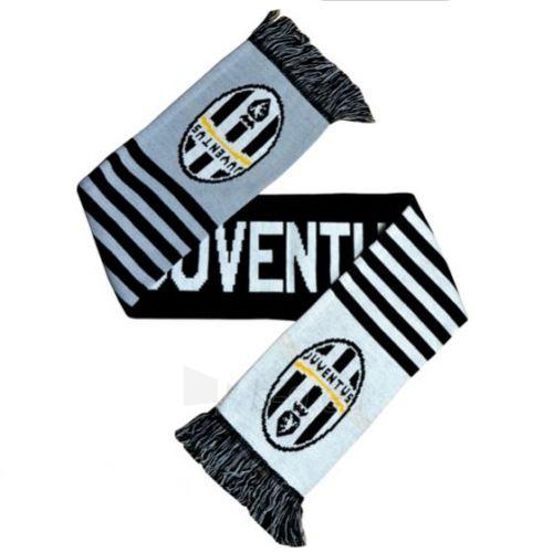 Juventus F.C. šalikas (Wordmark) Paveikslėlis 1 iš 2 251009001499