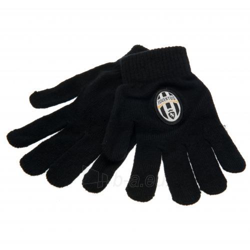 Juventus F.C. vaikiškos žieminės pirštinės Paveikslėlis 1 iš 4 251009000520