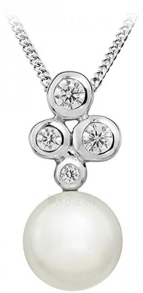 JVD Silver pendant with right pearl SVLP0151SH8P100 Paveikslėlis 1 iš 1 310820205087