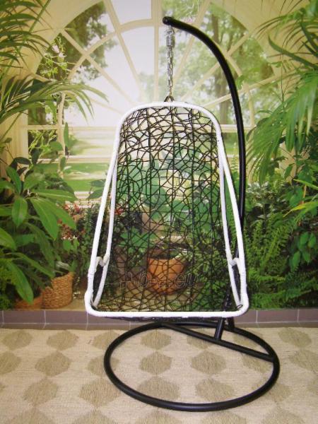 Kabanti kėdė juoda ETP-DL40 Paveikslėlis 6 iš 8 310820136610