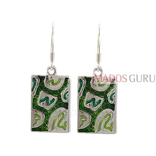 Hanging earrings A518 Paveikslėlis 1 iš 1 30070001927